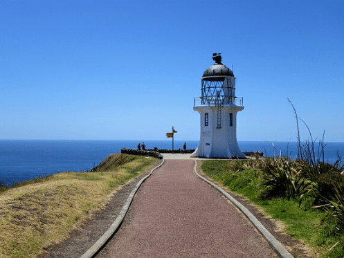 Cape Reinga lighthouse New Zealand