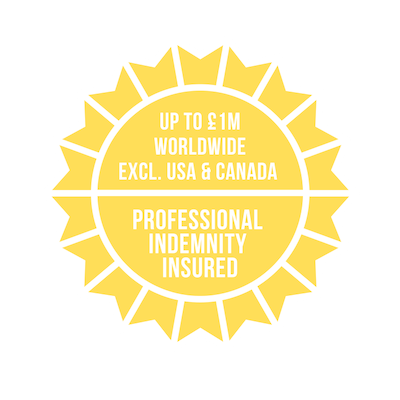 professional indemnity insurance plaque